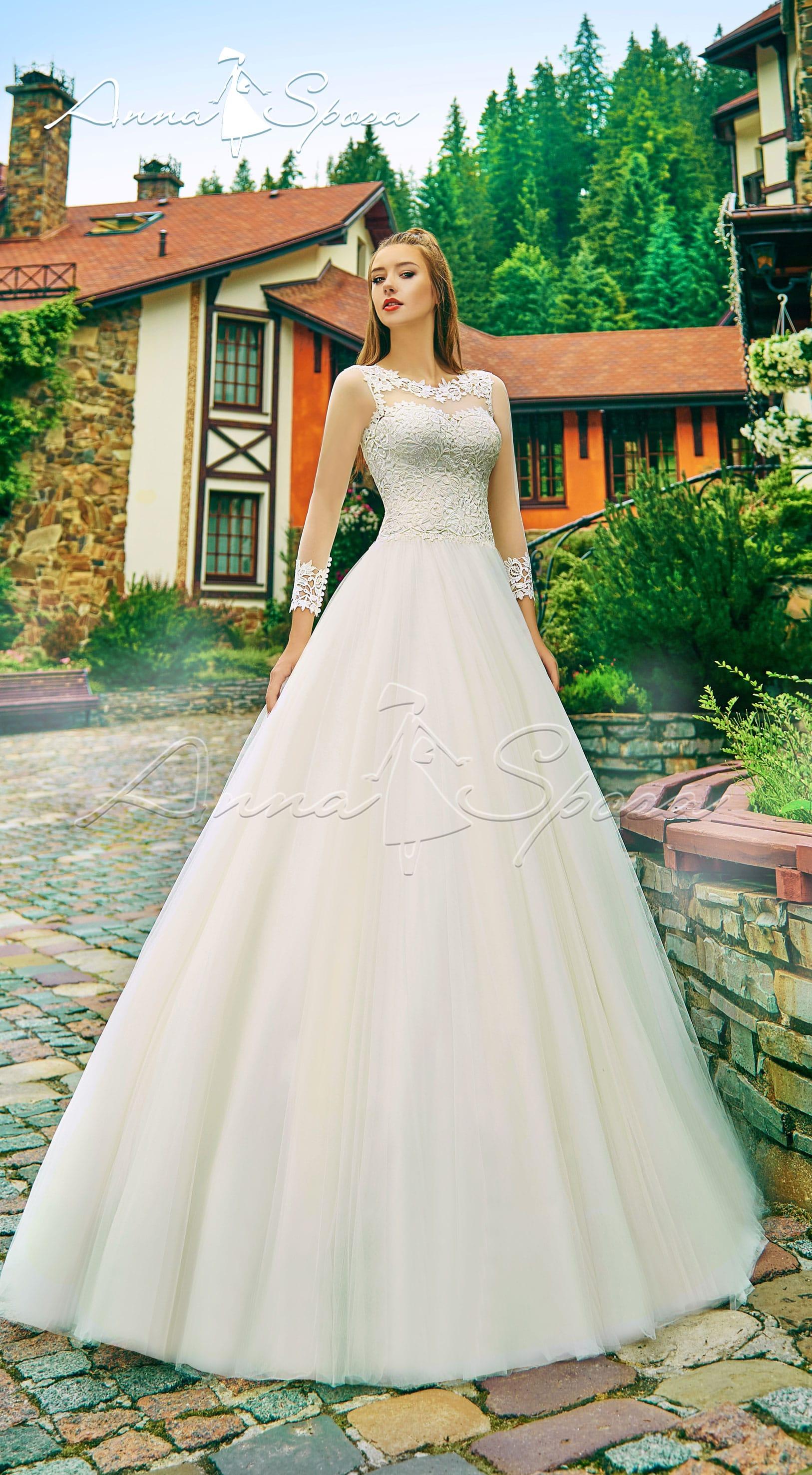 лучшее свадебное платье в Киеве